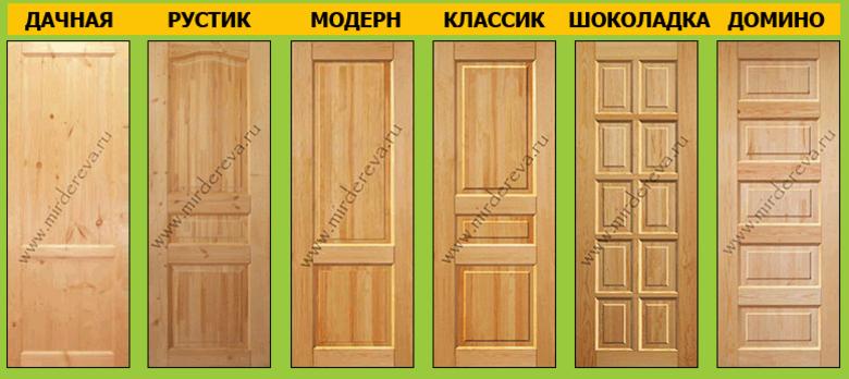 Преимущества дверей Profi&Hobby