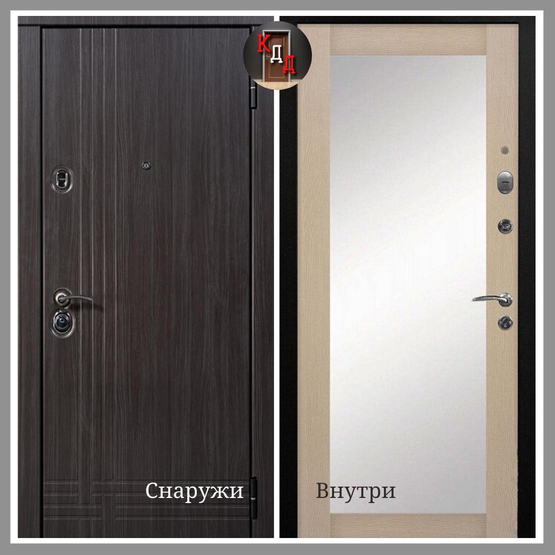 Металлическая дверь «Некст»