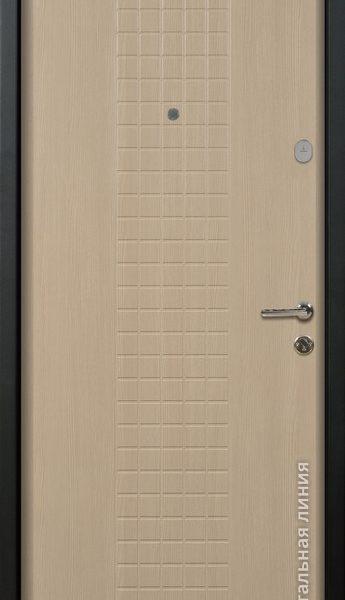 Входная металлическая дверь «Омега»