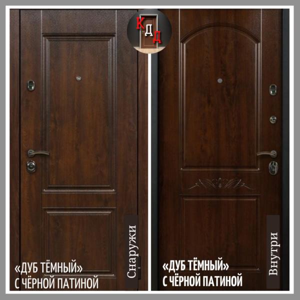 Входная дверь «Вальтера»