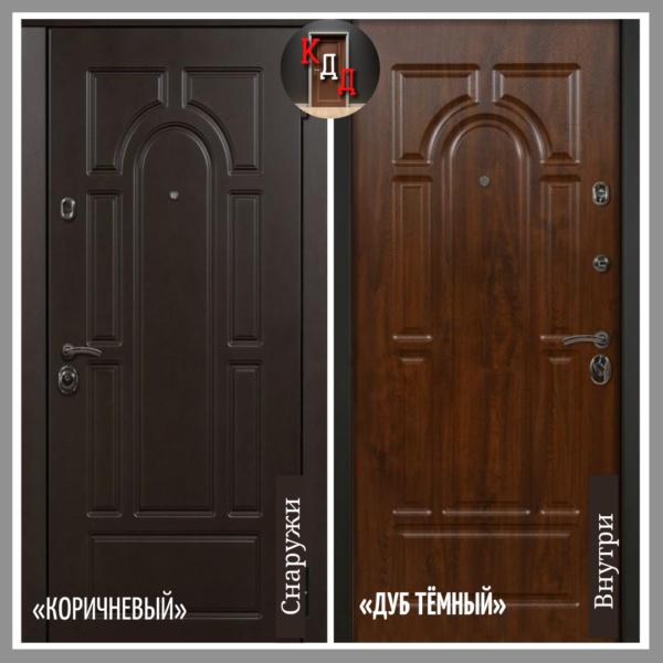 Входная дверь «Магнат»